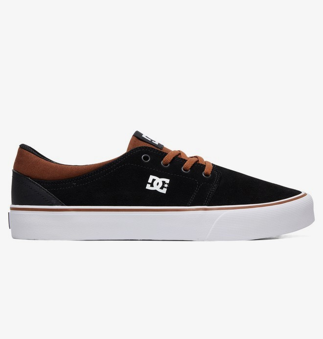 0 Trase - Suede Shoes for Men Multicolor ADYS300172 DC Shoes