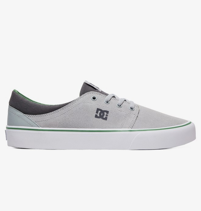 0 Trase SD - Baskets Gris ADYS300172 DC Shoes