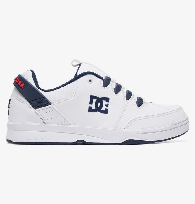 0 Syntax - Zapatos para Hombre Blanco ADYS300290 DC Shoes