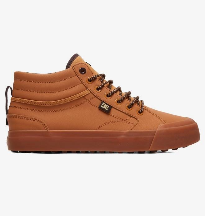 0 Evan Smith Hi WNT - Chaussures d'hiver montantes pour Homme Blanc ADYS300412 DC Shoes