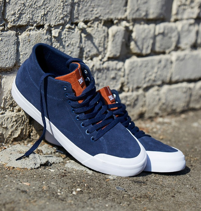 0 Evan Smith Hi Zero - High-Top Shoes for Men Blue ADYS300423 DC Shoes