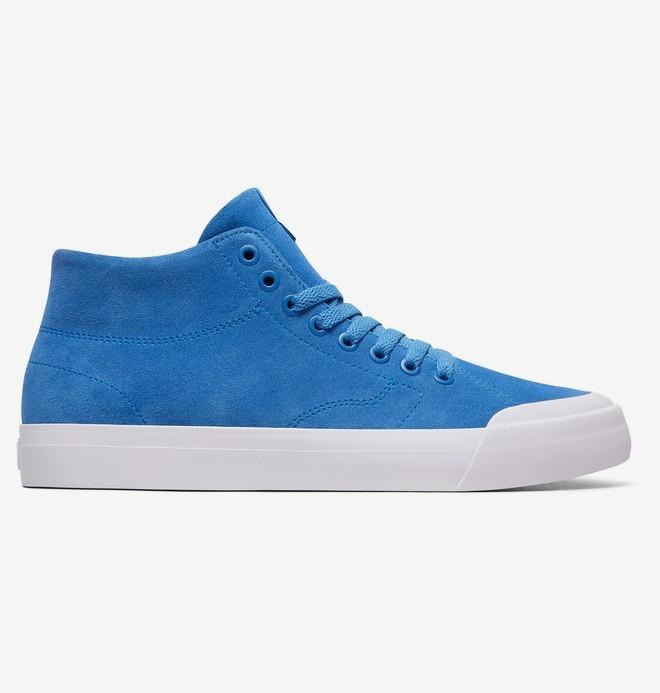 0 Evan Smith Hi Zero - Zapatillas de caña alta para Hombre Azul ADYS300423 DC Shoes
