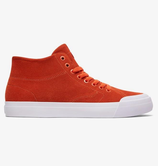 0 Evan Smith Hi Zero - Hi Tops für Männer Rot ADYS300423 DC Shoes