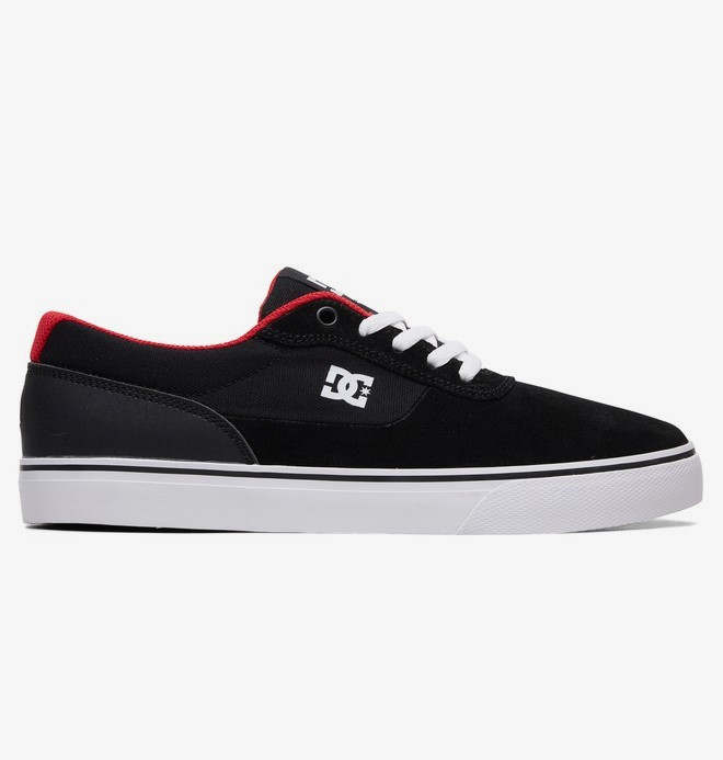 0 Switch - Shoes Black ADYS300431 DC Shoes