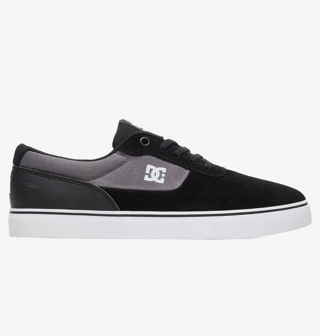 0 Switch - Zapatillas para Hombre Negro ADYS300431 DC Shoes