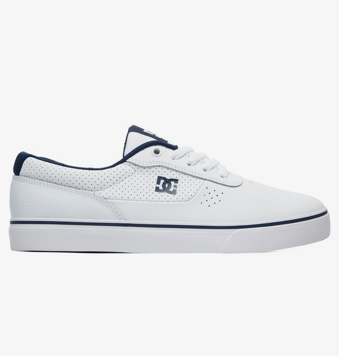 0 Switch - Baskets pour Homme Blanc ADYS300431 DC Shoes