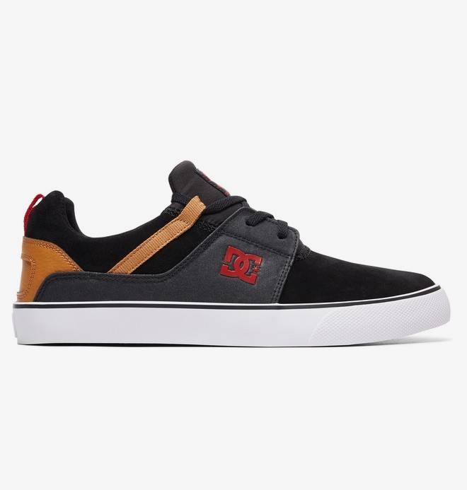 0 Heathrow Vulc - Zapatos para Hombre Negro ADYS300443 DC Shoes