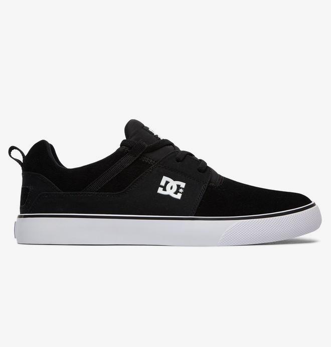 0 Heathrow Vulc - Zapatos para Hombre Negro ADYS300443 DC Shoes