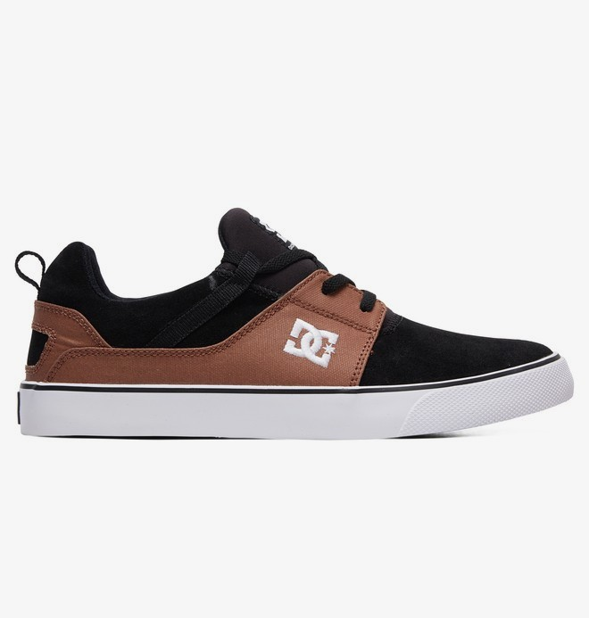 0 Heathrow Vulc - Shoes for Men Multicolor ADYS300443 DC Shoes
