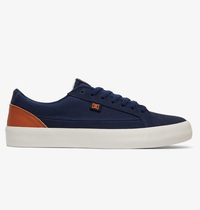 0 Lynnfield S - Chaussures de skate pour Homme Bleu ADYS300463 DC Shoes
