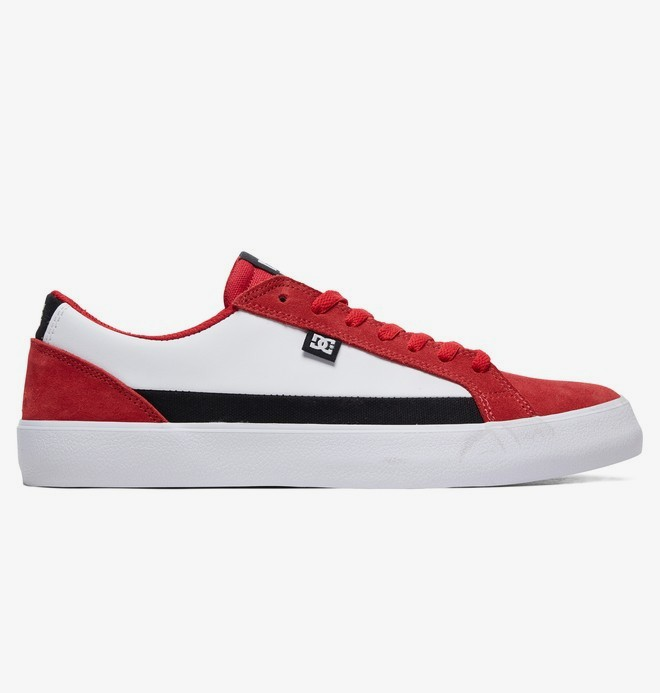 0 Lynnfield - Shoes Red ADYS300489 DC Shoes