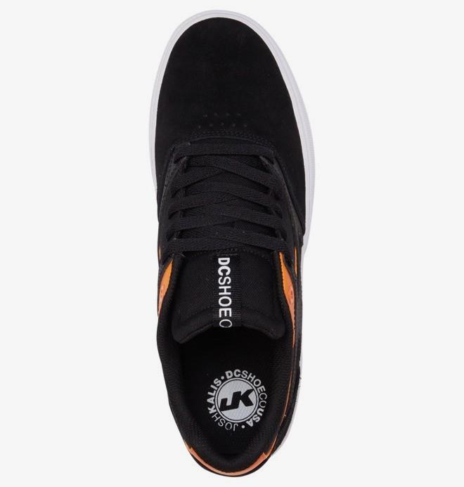 Kalis Vulc S - Leather Skate Shoes  ADYS300576