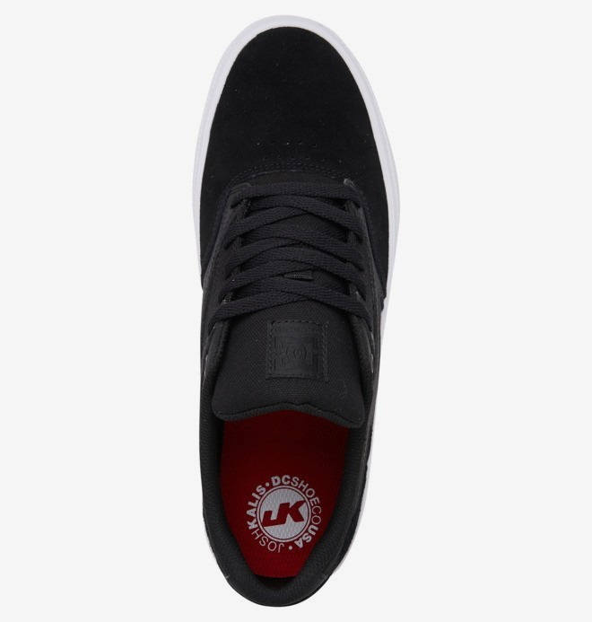 Kalis Vulc S - Leather Skate Shoes  ADYS300576