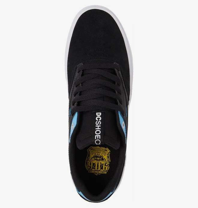Kalis Vulc S - Leather Skate Shoes for Men  ADYS300576