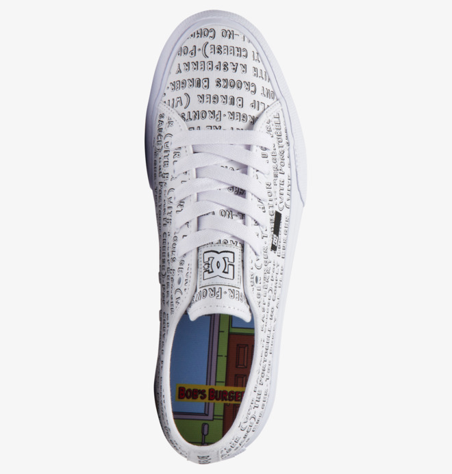 DC x Bobs Burgers Manual - Shoes  ADYS300671