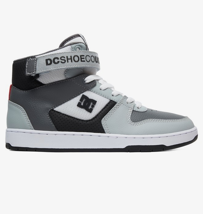 0 Pensford - Chaussures montantes pour Homme Blanc ADYS400038 DC Shoes