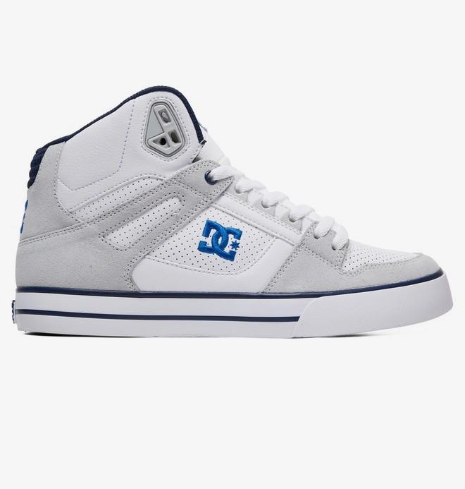 0 Pure SE - Zapatillas de caña alta para Hombre Blanco ADYS400043 DC Shoes