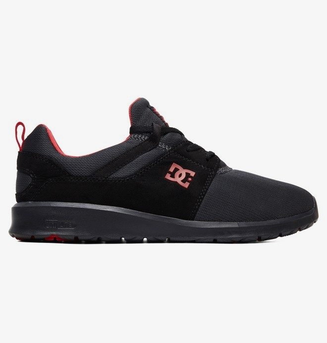0 Heathrow - Zapatillas para Hombre Gris ADYS700071 DC Shoes