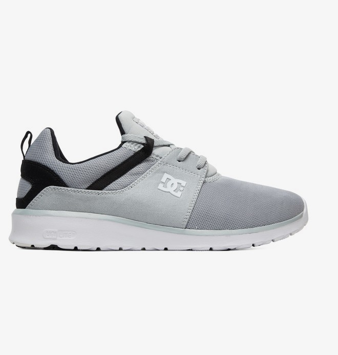 0 Heathrow - Shoes for Men Gray ADYS700071 DC Shoes