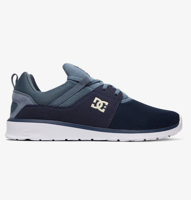 0 Heathrow - Baskets pour Homme Bleu ADYS700071 DC Shoes