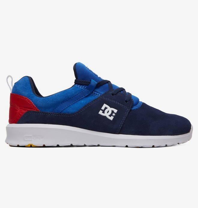 0 Heathrow SE - Baskets Bleu ADYS700073 DC Shoes