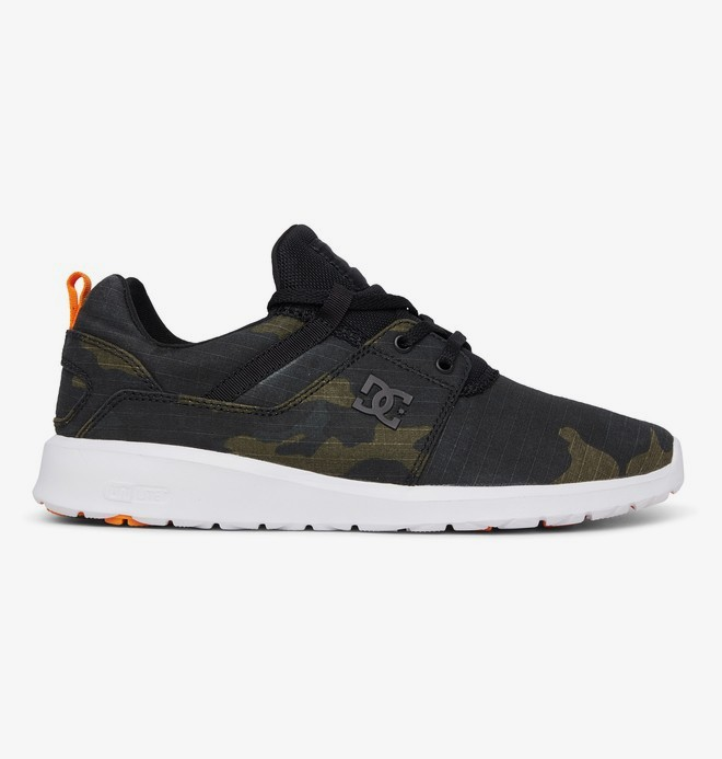 0 Heathrow TX SE - Zapatillas para Hombre Negro ADYS700131 DC Shoes