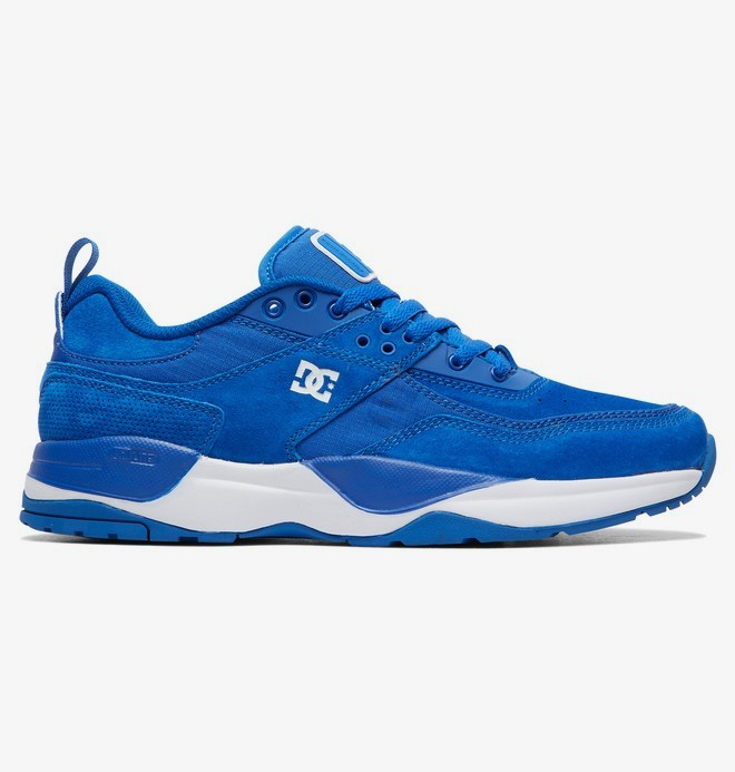 0 E.Tribeka - Baskets pour Homme Bleu ADYS700173 DC Shoes