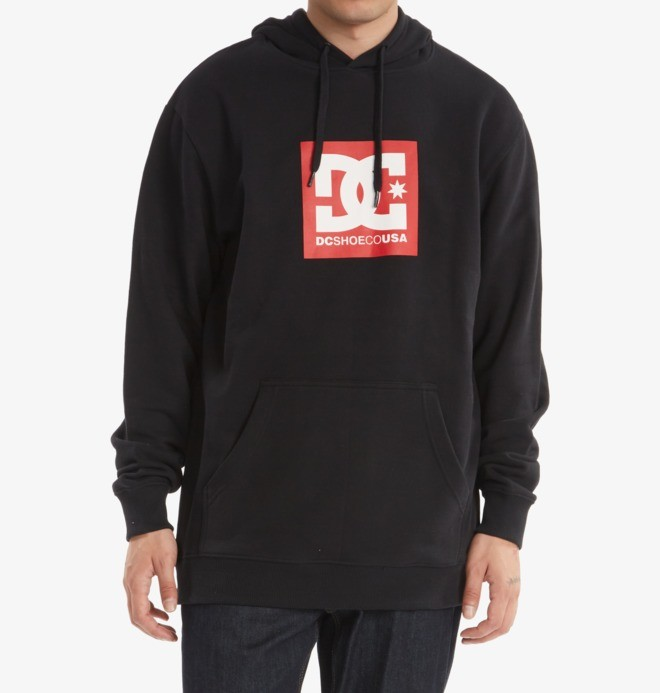DC Square Star - Hoodie for Men  ADYSF03067
