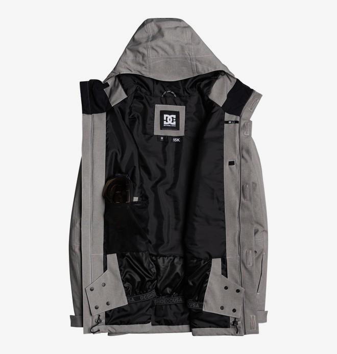 Servo Snowboard Jacket for Men  ADYTJ03007
