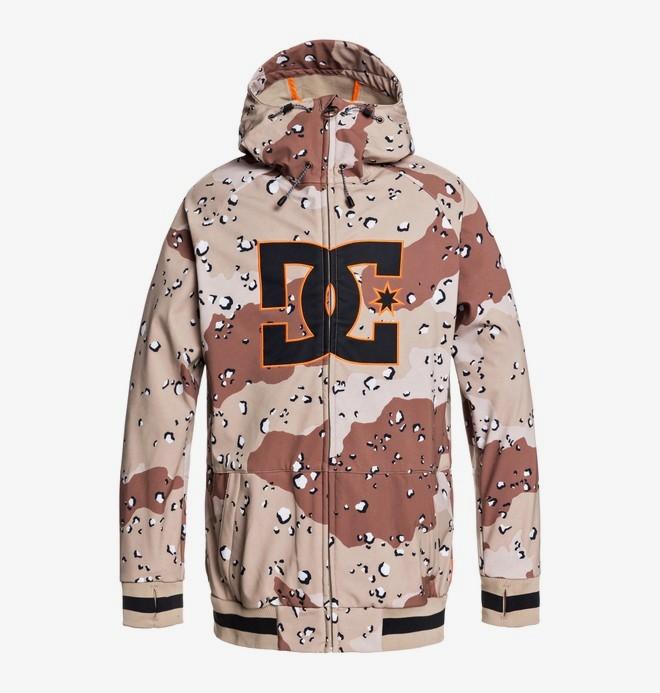 Spectrum Shell Snowboard Jacket for Men  ADYTJ03013