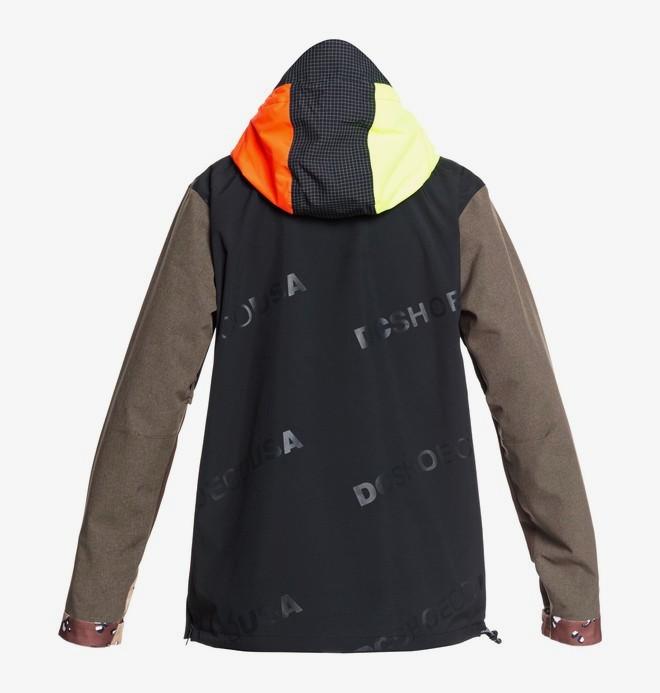 ASAP - Shell Anorak Snowboard Jacket for Men  ADYTJ03017