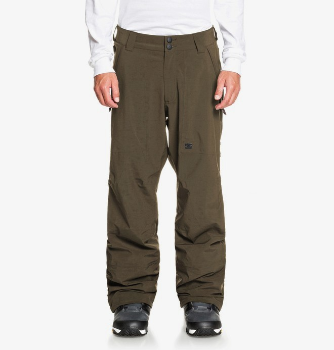 Squadron Shell Snowboard Pants for Men  ADYTP03002