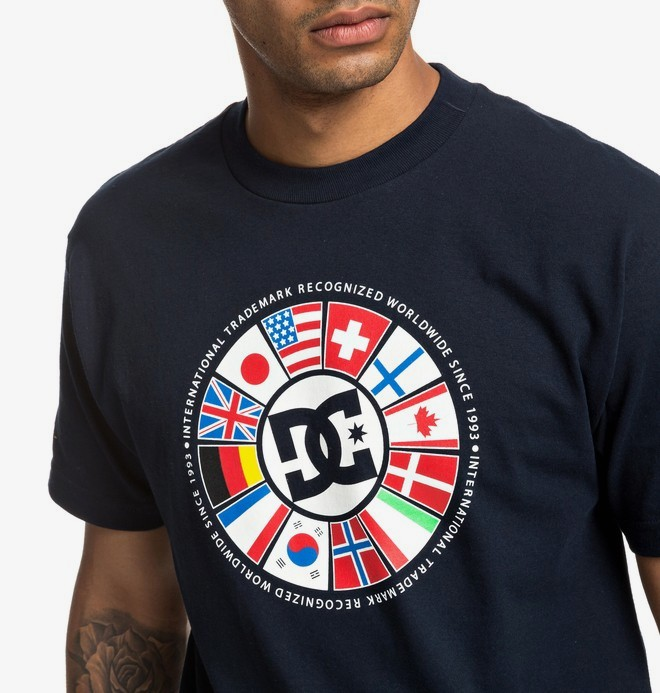 Intl - T-Shirt for Men  ADYZT04493