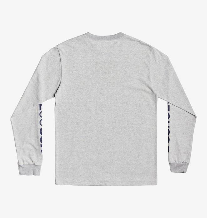 Square Star Long Sleeve Tee for Men  ADYZT04802