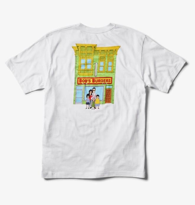 DC x Bobs Burgers - T-Shirt for Men ADYZT05058