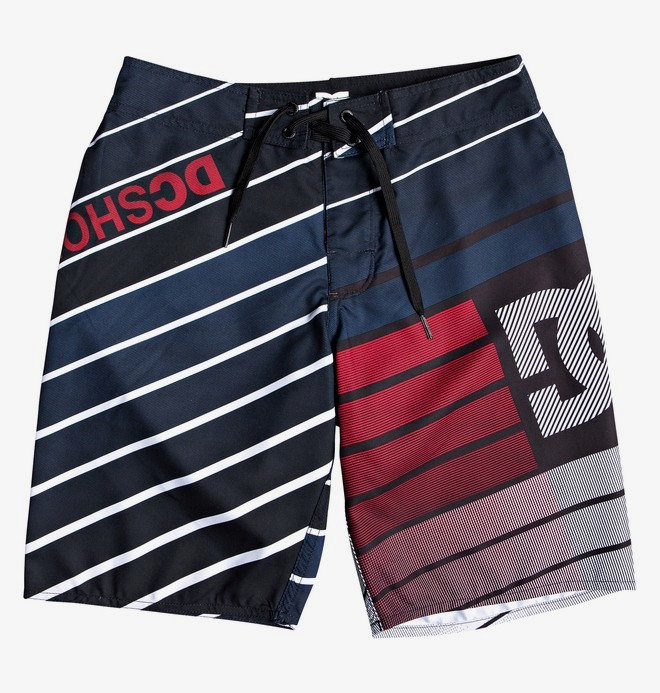 "Finish Soon 17"" - Board Shorts for Boys 8-16  EDBBS03038"