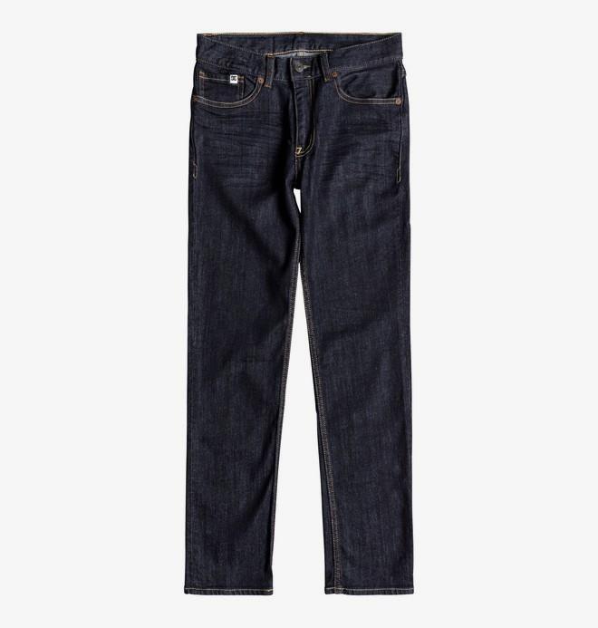 Worker Indigo Rinse - Slim Fit Jeans for Boys 8-16  EDBDP03049