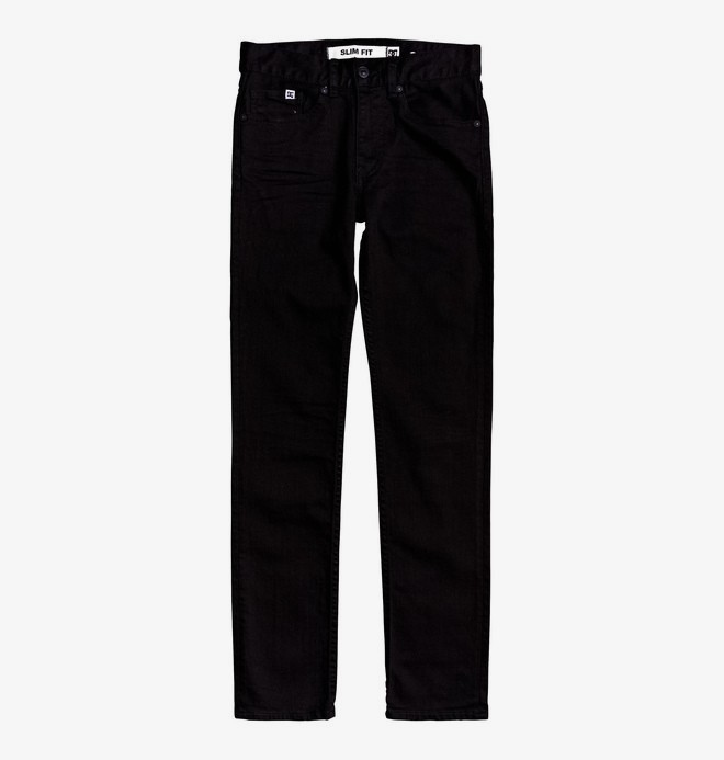 Worker - Slim Fit Jeans for Boys 8-16  EDBDP03054