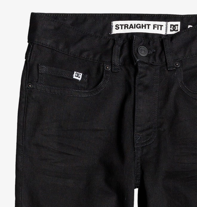 Worker - Straight Fit Jeans for Boys 8-16  EDBDP03056