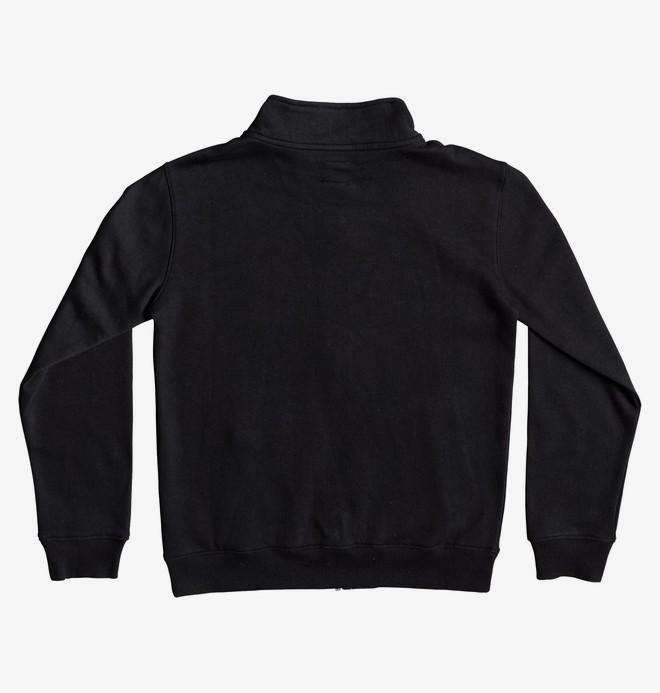 Rebel - Zip-Up Mock Neck Sweatshirt for Boys 8-16  EDBFT03153