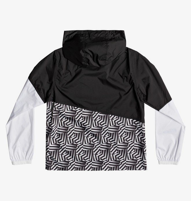 Dazzle Dagup - Water-Resistant Hooded Windbreaker for Boys 8-16  EDBJK03042