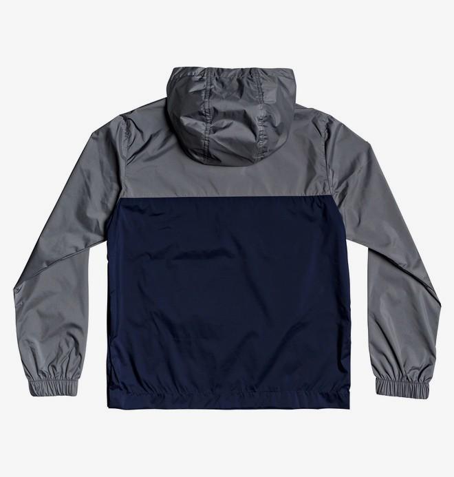 Sedgefield - Water-Resistant Hooded Anorak for Boys 8-16  EDBJK03047