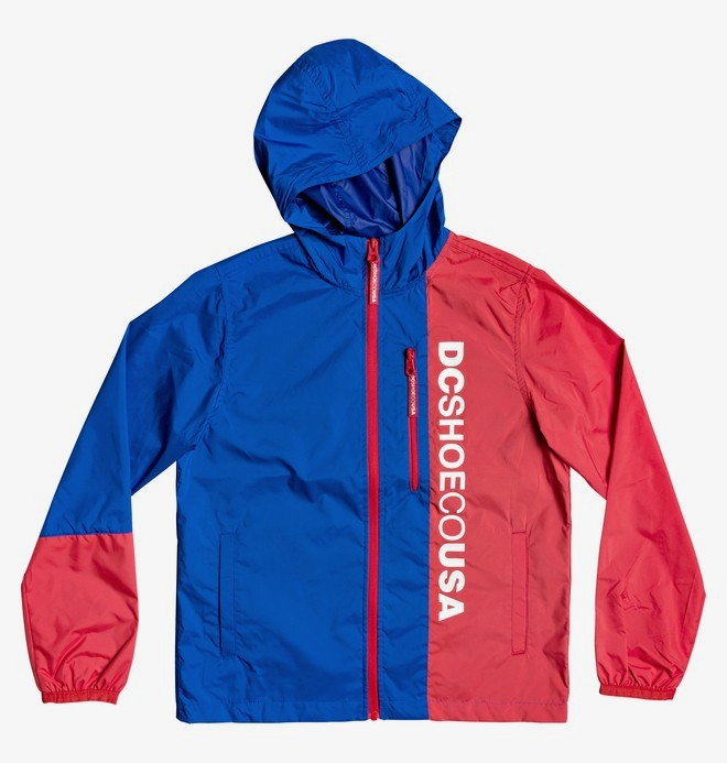 Dagup - Packable Water-Resistant Windbreaker  EDBJK03057
