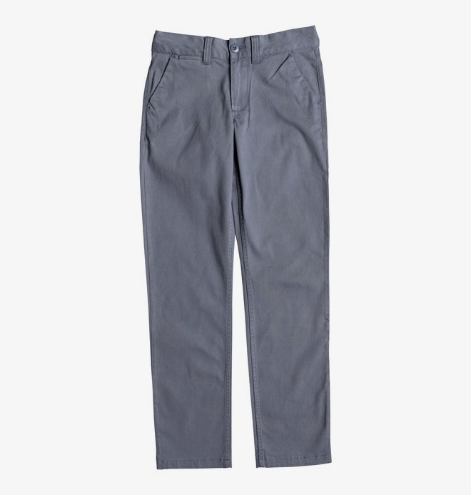 Worker - Chinos for Boys 8-16  EDBNP03019