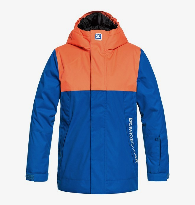 0 Defy - Snow Jacket for Boys 8-16 Purple EDBTJ03022 DC Shoes
