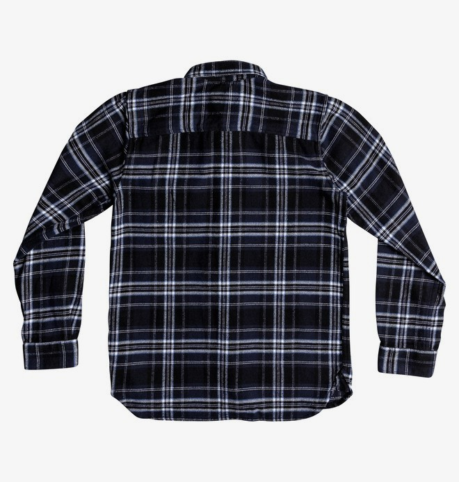 Marsha - Long Sleeve Flannel Shirt EDBWT03047