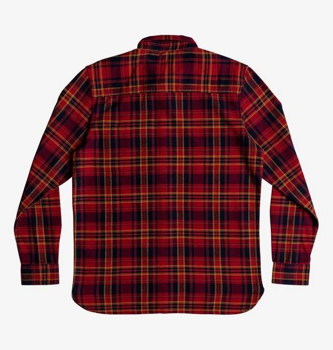 Marsha - Long Sleeve Flannel Shirt  EDBWT03047