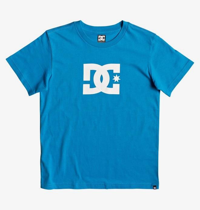 0 Star - Camiseta para Chicos 8-16 Azul EDBZT03313 DC Shoes