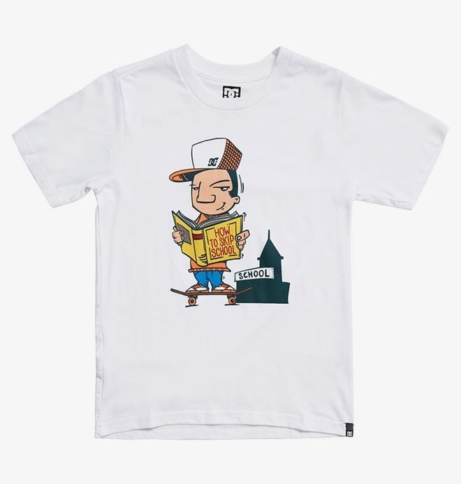 Skip School - T-Shirt for Boys 8-16  EDBZT03364