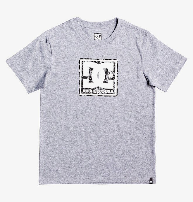 0 Butane Box - Camiseta para Chicos 8-16 Negro EDBZT03367 DC Shoes